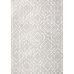 Light Grey Rectangular: 4 Ft. x 6 Ft. Rug