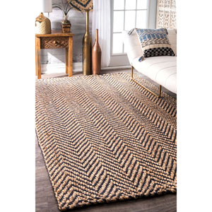 Navy Rectangular: 4 Ft. x 6 Ft. Rug