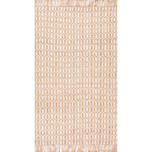Natural Rectangular: 5 Ft. x 8 Ft. Rug