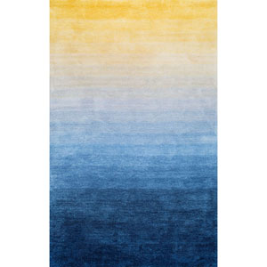 Navy Runner: 2 Ft. 6 In. x 8 Ft. Rug