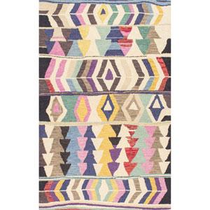 Ofelia Multicolor Rectangular: 5 Ft. x 8 Ft.