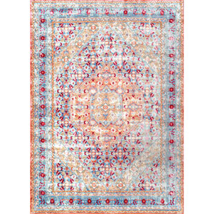 Multicolor Runner: 2 Ft. 6 In. x 8 Ft. Rug