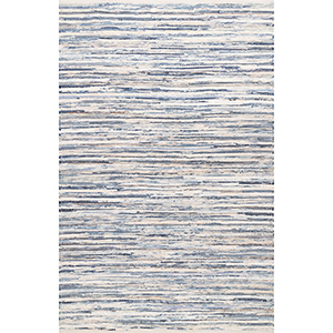 Blue Maile Rectangular: 3 Ft. x 5 Ft.