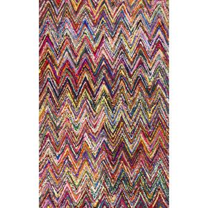 Multicolor Runner: 2 Ft. 6 In. x 10 Ft.