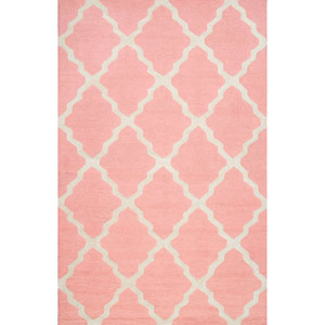 Baby Pink Rectangular: 2 Ft. x 3 Ft. Rug