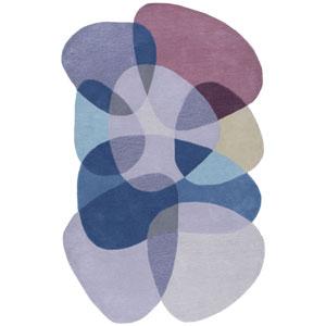 Purple Rectangular: 5 Ft. x 8 Ft.
