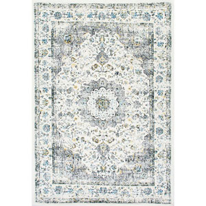 Grey Rectangular: 9 Ft. 10 In. x 14 Ft. Rug