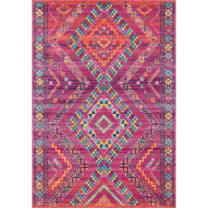 Fuchsia Runner: 2 Ft. 8 In. x 8 Ft. Rug
