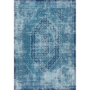 Blue Runner: 2 Ft. 8 In. x 8 Ft. Rug