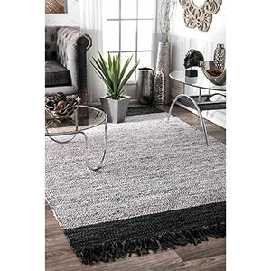Theresa Silver Rectangular: 5 Ft. x 8 Ft. Rug