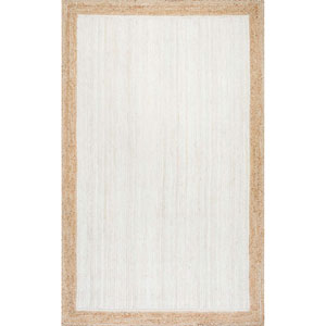 Eleonora White Rectangular: 3 Ft. x 5 Ft. Rug
