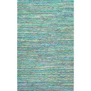 Green Rectangular: 2 Ft. x 3 Ft. Rug