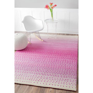 Pink Runner: 2 Ft. 6 In. x 8 Ft.