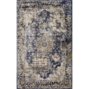 Blue Runner: 2 Ft. 5 In. x 8 Ft. Rug