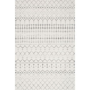 Blythe Grey Rectangular: 4 Ft. x 6 Ft.