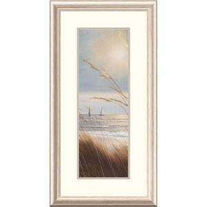 Sailboat Breezeway Panel Ii By Diane Romanello, 28 X 16-Inch Wall Art