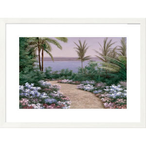 Floral Breeze By Diane Romanello, 24 X 32-Inch Wall Art