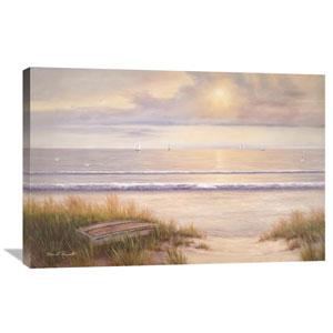 Ocean Surf By Diane Romanello, 36 X 24-Inch Wall Art