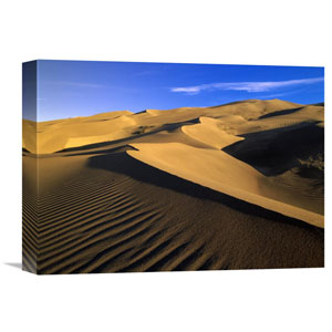 750 Foot Tall Sand Dunes, Tallest In North America, Great Sand Dunes National Monument, Colorado By Tim Fitzharris, 12 X