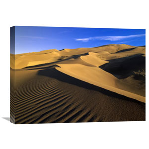 750 Foot Tall Sand Dunes, Tallest In North America, Great Sand Dunes National Monument, Colorado By Tim Fitzharris, 18 X