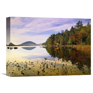 Eagle Lake, Mount Desert Island, Acadia National Park, Maine By Tim Fitzharris, 12 X 16-Inch Wall Art