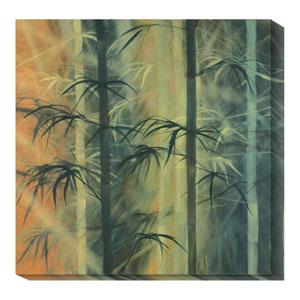 Bamboo Groove II by Kate Ruff: 36 x 36 Canvas Giclees