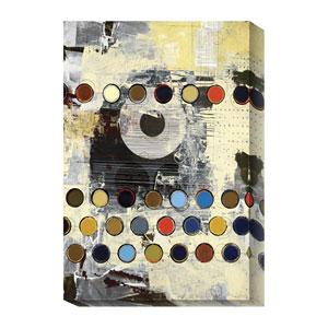 Fibonacci 14 by Jylian Gustlin: 24 x 36 Canvas Giclees