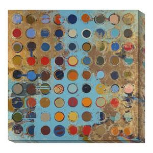 Fibonacci 213 by Jylian Gustlin: 36 x 36 Canvas Giclees