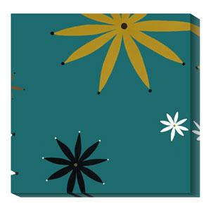 Spoke II by Julia Bailey: 20 x 20 Canvas Giclees
