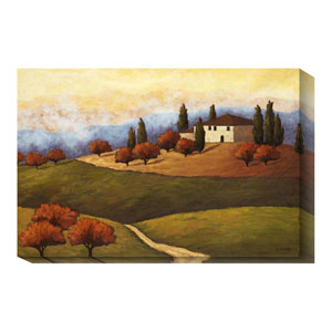Morning Mist Tuscany by Kathryn Steffen: 36 x 24 Canvas Giclees