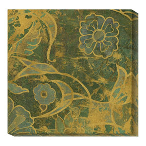 Persian Tile I by Eloise Ball: 36 x 36 Canvas Giclees