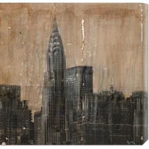 Chrysler I by Dario Moschetta: 24 x 24 Canvas Giclees, Wall Art