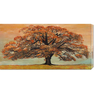 Oak by Jan Eelder: 36 x 18 Canvas Giclees, Wall Art