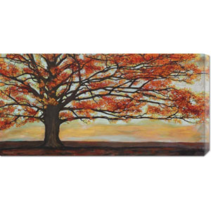 Red Oak by Jan Eelder: 36 x 18 Canvas Giclees, Wall Art