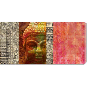 Siddharta by Joannoo: 36 x 18 Canvas Giclees, Wall Art