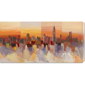 Sognando New York by Luigi Florio: 36 x 18 Canvas Giclees, Wall Art