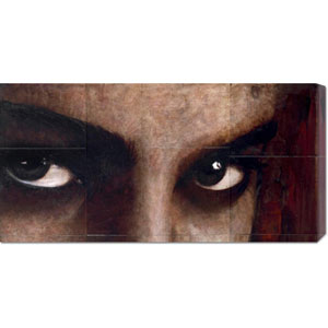 Sguardo di Donna by Massimo Sottili: 36 x 18 Canvas Giclees, Wall Art