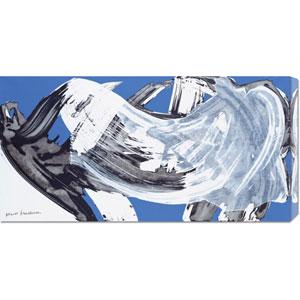 1996 Lunedi 2 Settembre by Nino Mustica: 36 x 18 Canvas Giclees, Wall Art