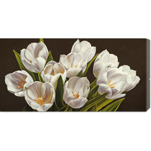 Bouquet di Tulipani by Serena Biffi: 36 x 18 Canvas Giclees, Wall Art
