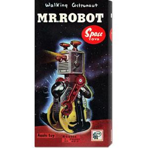 Mr. Robot: 22 x 11 Canvas Giclees, Wall Art