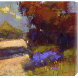 Breeze by Lou Wall: 24 x 24 Canvas Giclees, Wall Art