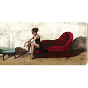 Wild and Beautiful by Andrea Antinori: 36 x 18 Canvas Giclees, Wall Art