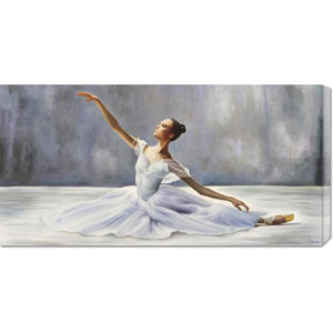 Ballerina by Pierre Benson: 36 x 18 Canvas Giclees, Wall Art