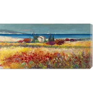 Sogno Mediterraneo by Luigi Florio: 36 x 18 Canvas Giclees, Wall Art
