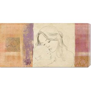 Maternite III by Simon Roux: 36 x 18 Canvas Giclees, Wall Art