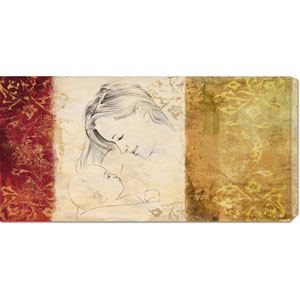 Maternite II by Simon Roux: 36 x 18 Canvas Giclees, Wall Art