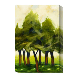 Shade Trees by Jimpsie Ayres: 24 x 36 Canvas Giclees