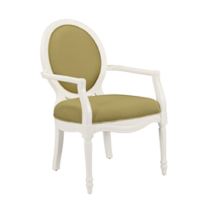 Madison Cucumber Accent Chair
