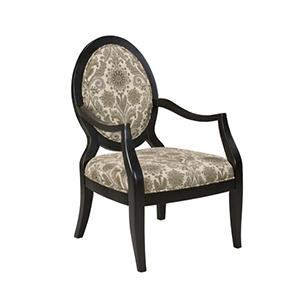 Ebony Lynda Chair