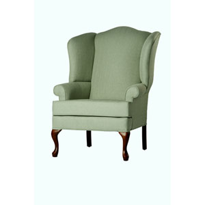 Crawford Cadet Wing Back Chair
